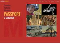 Canada's National Museums Passport Website
