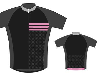 Cycling Jersey mockup cycling