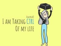 Girl Taking Control