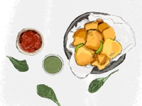 Pakoda-Indian Snack