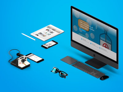 Dispenser Webshop Webdesign ui website web ux design branding