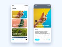 UI Challenge - Article app