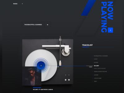 Music Player_UI