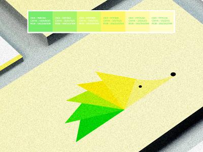 HedgeHog  Evaluation Brand Identity Visuals icon typography branding logo illustration design