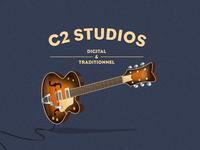 C2 Studios - Guitar
