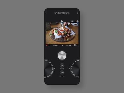 Camera Remote mobile camera app camera