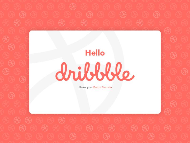 Dribbble debut 03