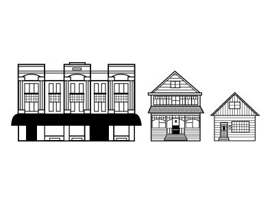 Milwaukee Homes home apartment house icon architecture milwaukee