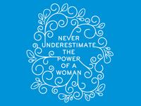 never understimate...