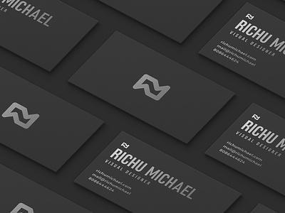 Personal Logo illustrator icon branding design typography type flat logotype vector minimal logodesign brandidentity logo