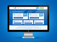Insurance broker website