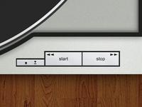 Technics sl-7 buttons