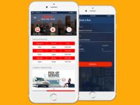 GIGM.com Bus Booking Mobile app