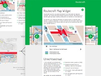 SVG Map Widget, Landing Page v2