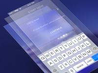 Seeu App - signup screen