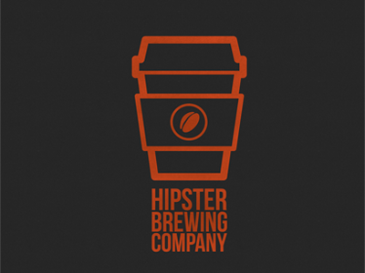 Hipster Coffee hipster coffee bean cup