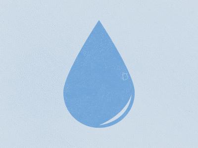 Water water elements sign texture drop