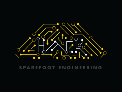 Sparefoot Hackathon Logo developer engineering hack hackathon sparefoot