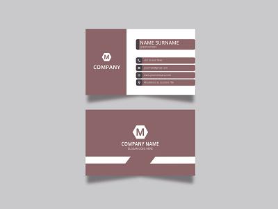 Corporate Business card creative business card new namecard corporate business card professional template modern business card business card design business card