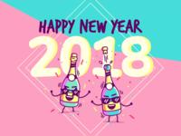 HNY 2018