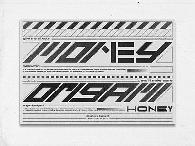 pedestrian at best music art design abstract typography punk grunge font design