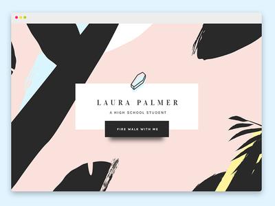 80s tune / Laura Palmer