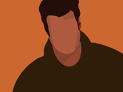 Portrait 2 illustration portrait man face procreate