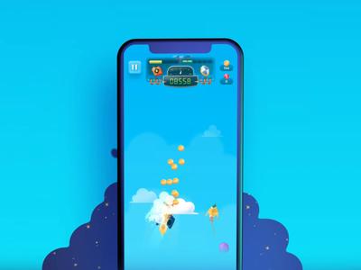 Rocket Boy - iOS Game