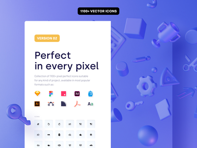 The Icon of - Icon set perfect in every pixel [version 02] illustrator vector uiux ui sketchapp webdesign ligature webfont sketch figma iconography iconset icon pixel perfect icon pixel perfect pixel perfection