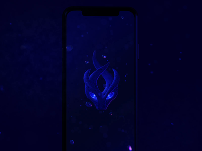 Flow Studio - Logo visualization uiux ui majo puterka flow studio iphone 11 mockup iphone 11 pro iphone 11 iphonex iphone responsive responsive design animation ae after after effects 3d animation 3d logo mockup