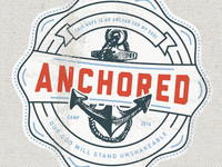 Anchored Badge