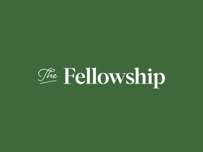 The Fellowship church branding church logo christian christ fellowship church green identity typography type branding brand logo
