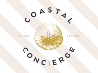 Coastal Concierge Branding