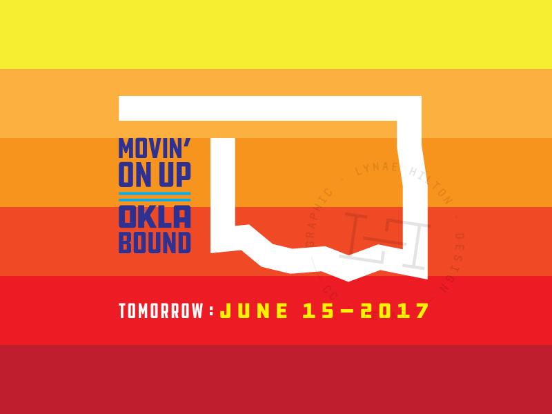 OKC—2017 line state design move oklahoma okla ok