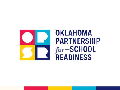 OPSR branding brand logo typography lettering letters custom blocks school