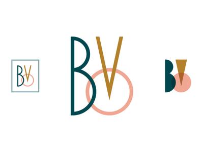 Bold Venture Refresh custom identity typography type branding brand logo
