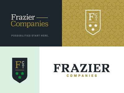 Frazier Co. Branding