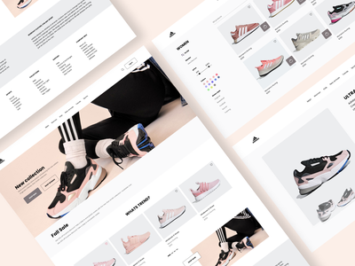 Adidas Design concept