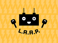 Longhorn Auto Assistance Program (LAAP) Logo
