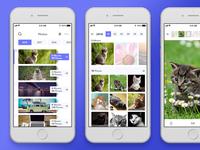 Photo Album Mobile App