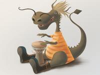 D — Dragon
