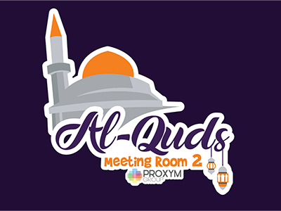 Stickers for meeting room