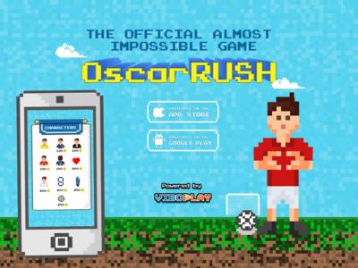 OscarRUSH by Oscar Emboaba