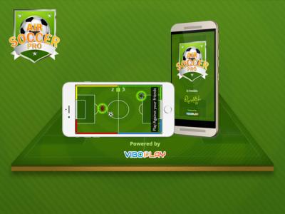Air Soccer Pro Game App