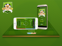 Air Soccer Pro Game App