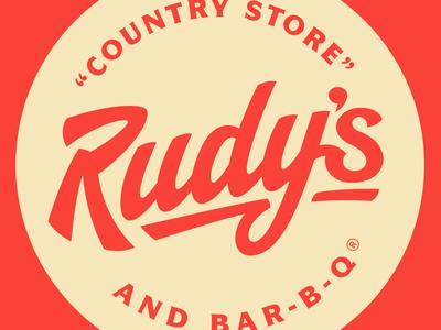 Rudy's BBQ Rebrand