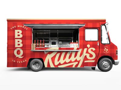 Rudy's Food Truck