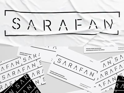 SARAFAN Logo