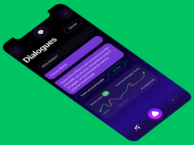 Alice App Concept —Dialogues