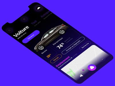 Alice App Concept —Car